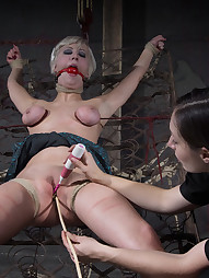 Cherry Craves Sensual Bondage
