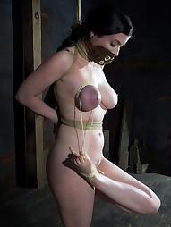 Sybil Stuck Sybil Hawthornein Bondage