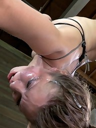 Audrey Rose over loaded by COCK