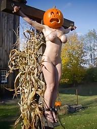 Halloween Anal Fucking Nightmare