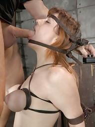 Redhead Fucking Machine