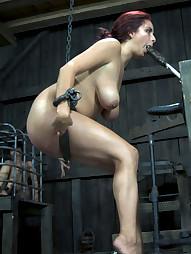 Ashley Takes Titty Torment