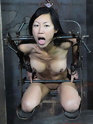 Tia Ling on RealTimeBondage