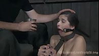 Marina Gets Ass Training