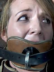 Alisha Experiences True Fear