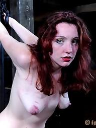 Beautiful Readhead Maggie Dominated