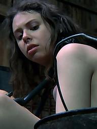 Pristine Kristine goes Slutty