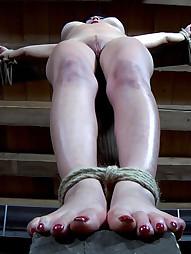 Nyssa Nevers Loves Rope
