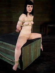 Katharine Cane is Caned & Trained