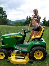 The Farmer Daughter