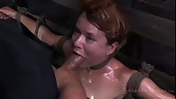 Sexy Redhead Has Her World Rocked