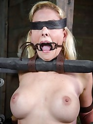 Cherie turned into blowjob device