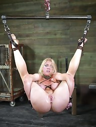 Rough Bondage Sex Show