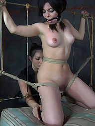 Lorna Learns to Serve, pic #5
