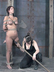 Lavander Stripping and Fucked, pic #1