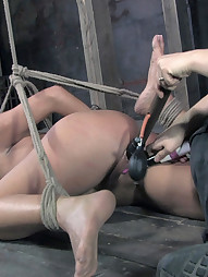 Lavander Stripping and Fucked, pic #14
