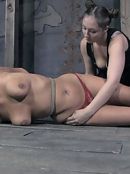 Lavander Stripping and Fucked, pic #8