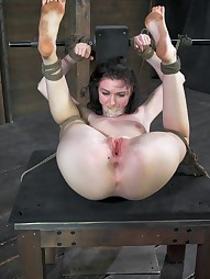 First Bondage and Rough Sex Scene, pic #15
