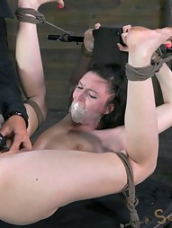 First Bondage and Rough Sex Scene, pic #3