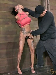 Bonnie Rotten in troubles, pic #6