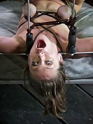 Audrey Rose over loaded by COCK, pic #1