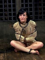 Elise Craves More Bondage, pic #3