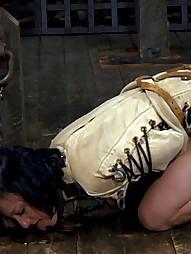 Elise Craves More Bondage, pic #4
