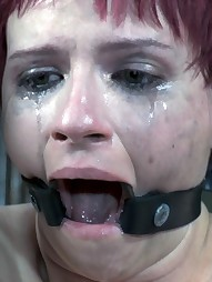 Claire Cries While Cumming, pic #15