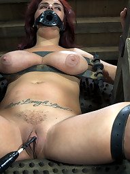 Ashley Takes Titty Torment, pic #2