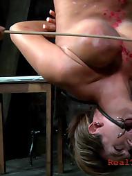 Trina Michaels Gets Burned, pic #14