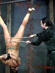 Trina Michaels Gets Burned, pic #3