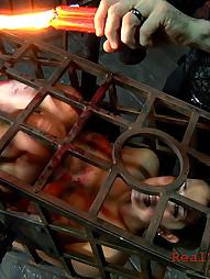 Trina Michaels Gets Burned, pic #9
