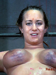 Trina Michaels Pushed Down, pic #1