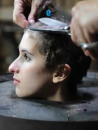 Marina Shaved and Humiliated, pic #9