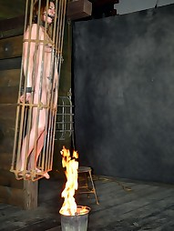 Flame Roasting Cici Rhodes, pic #12