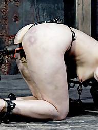 Marina Gets Brutal Training, pic #14