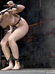 Marina Gets Brutal Training, pic #5