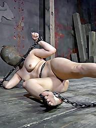 Marina Gets Brutal Training, pic #8