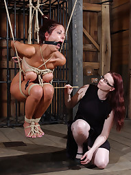 Claire Suspends Lavender Rayne, pic #7