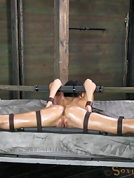 Sofia Delgado - First Bondage, pic #6