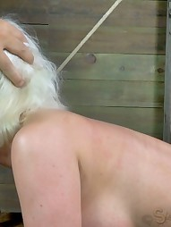 Cherry Torn Gets Lashed to a Beam, pic #11