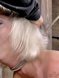 Cherry Torn Gets Lashed to a Beam, pic #10