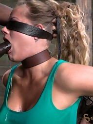 Holly Heart Gets Throat Trained, pic #1