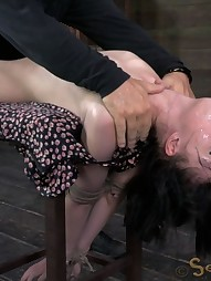 Sex Awards Nominee Worships Cock, pic #13