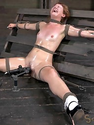 Sexy Redhead Has Her World Rocked, pic #15