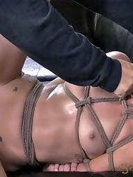 Lanky model rag doll fucked, pic #9