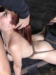 Shackled to a sybian, pic #7