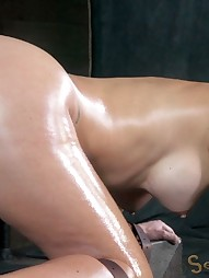 Cherie DeVille destroyed by BBC, pic #5