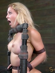 Cherie turned into blowjob device, pic #11