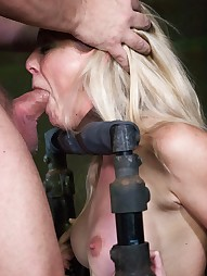 Cherie turned into blowjob device, pic #13